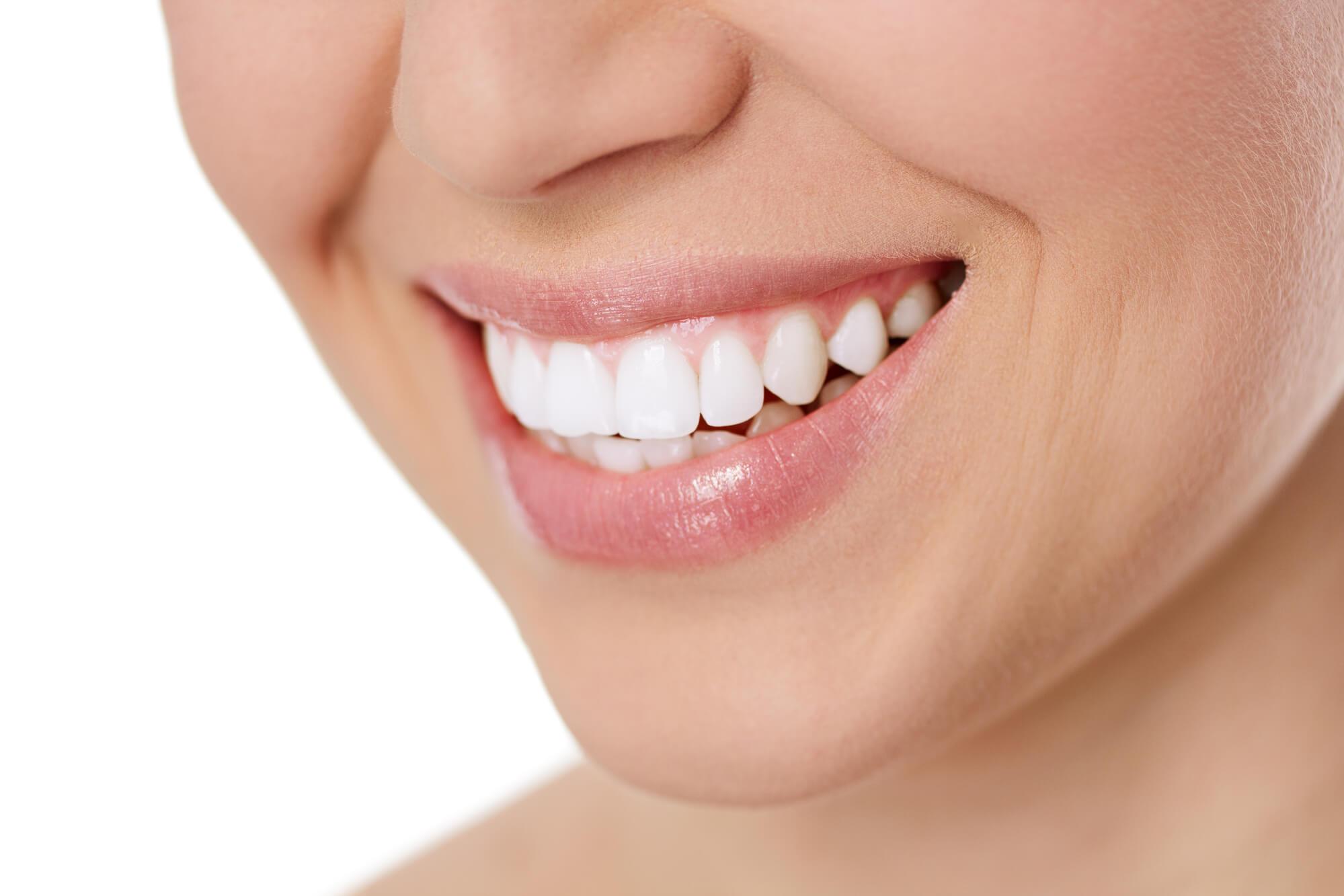 woman choosing teeth color Teeth whitening Pembroke Pines